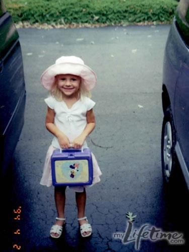 Paige from Dance Moms when she was little........ (so cute <3 )