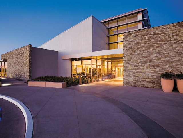 Marble Green Commercial Building Exteriors : Cliffstone exterior for the institution pinterest