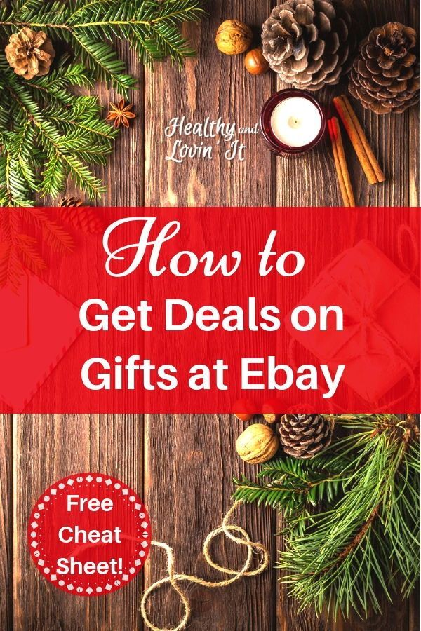 How To Get Bargains On Ebay Use These Simple Tips To Get A Great Deal Cheap Christmas Presents Presents For Mom Christmas Planning