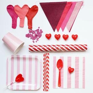 Sweet Valentine: Saint Valentines, Valentines Parties, Valentines Ideas, Heart Balloon, Valentines Day Parties, Heart Parties, My Heart, Valentines Goodies, Parties Kits