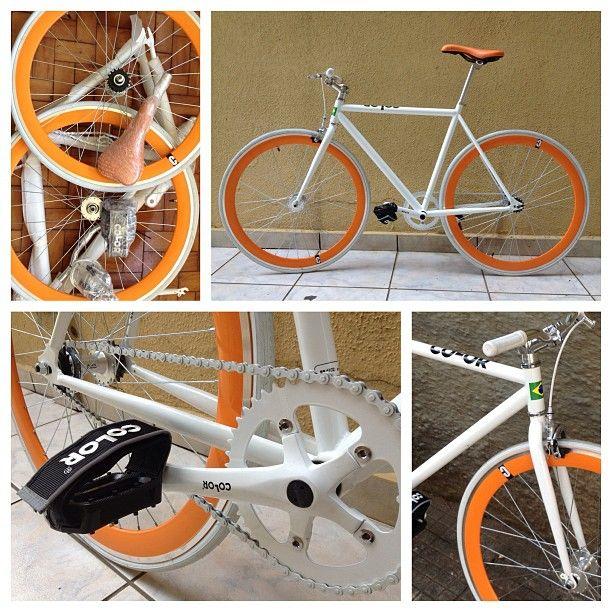 minha bike fixa