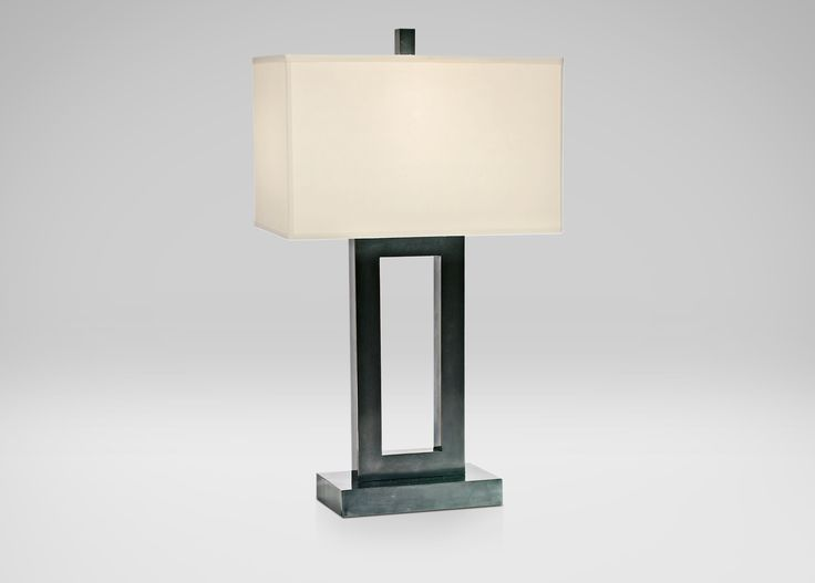 Stafford Bronze Table Lamp - Ethan Allen