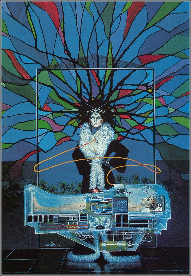 The Sci-fi & Fantasy Art Book
