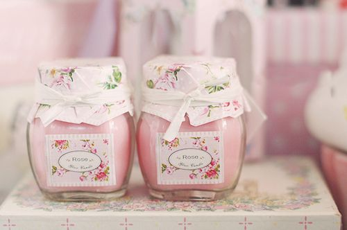 pink: Sweet, Shabby Chic, En Rose, Candles, Roses, Posts, Pink, Things, Pretty