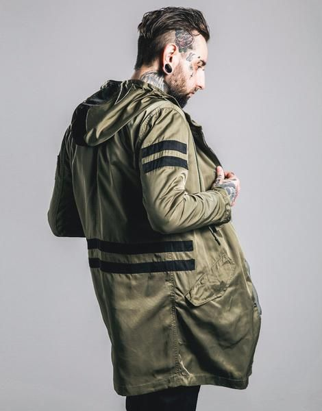Sovereign® EuroTrench Coat