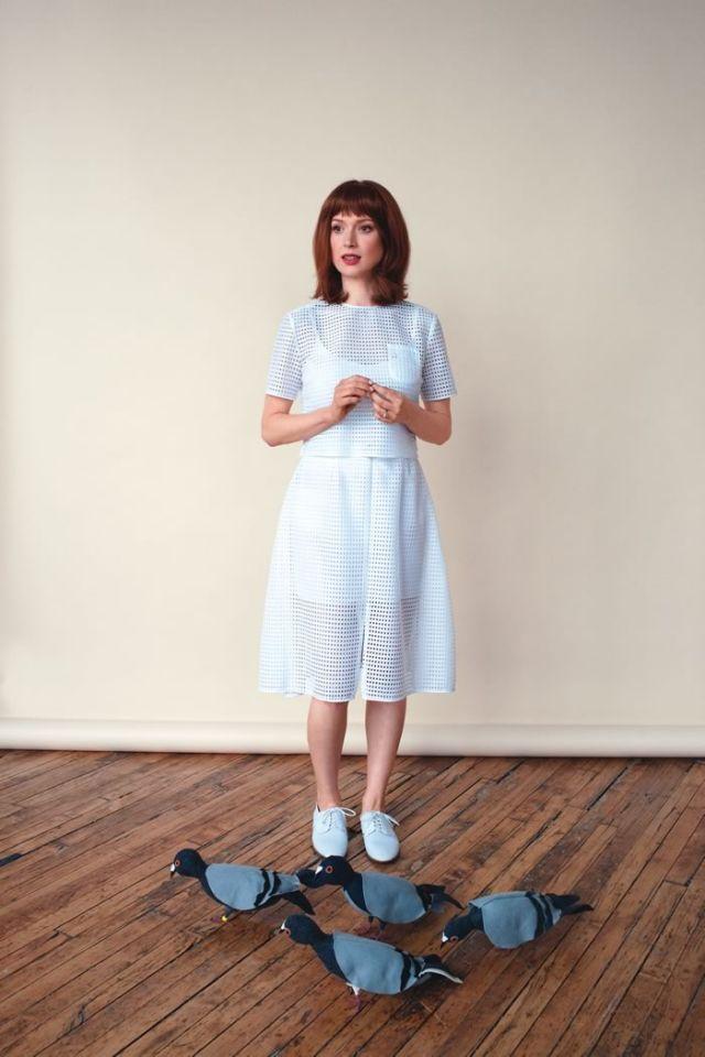 Ellie Kemper On Unbreakable Kimmy Schmidt, Lady Parts & Getting Schooled By John Hamm