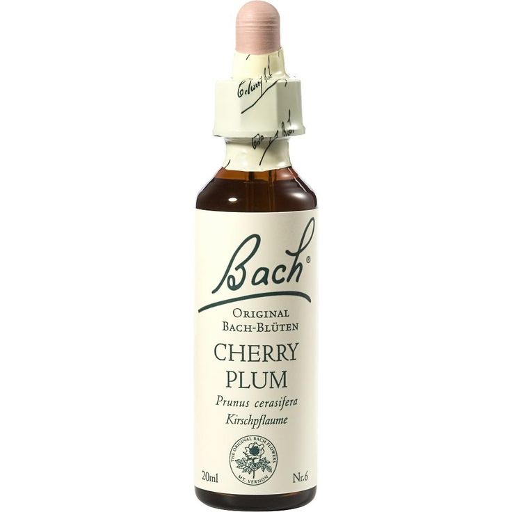 BACHBLÜTEN Cherry Plum Tropfen:   Packungsinhalt: 20 ml Tropfen PZN: 00046663 Hersteller: Nelsons GmbH Preis: 7,03 EUR inkl. 19 % MwSt.…