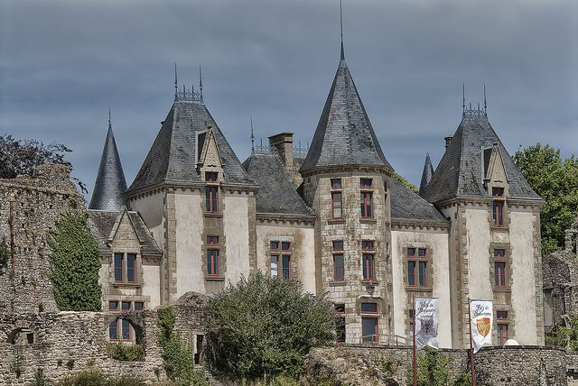 Château de Bressuire - Deux-Sèvres