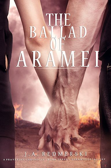 The Ballad of Aramei - Darkwoods Trilogy #3
