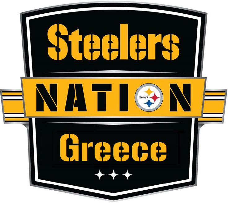 Steelers Nation Greece Pittsburgh Steelers Elláda Ελλάδα