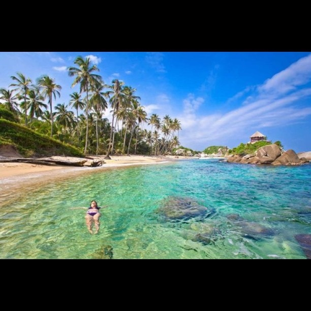 Tayrona Park • Colombia / Wish to be there...