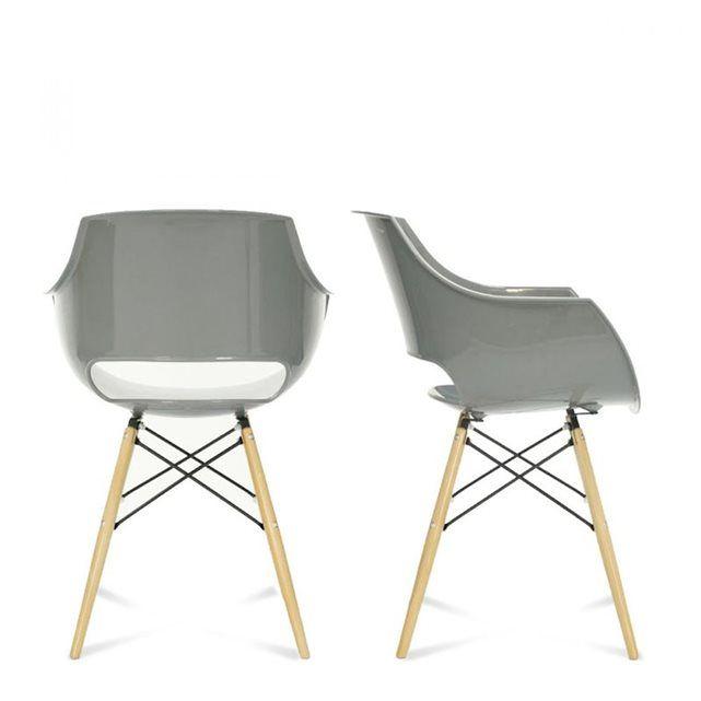 Les 25 meilleures id es de la cat gorie chambre ivoire sur pinterest id es - Designer de chaise celebre ...