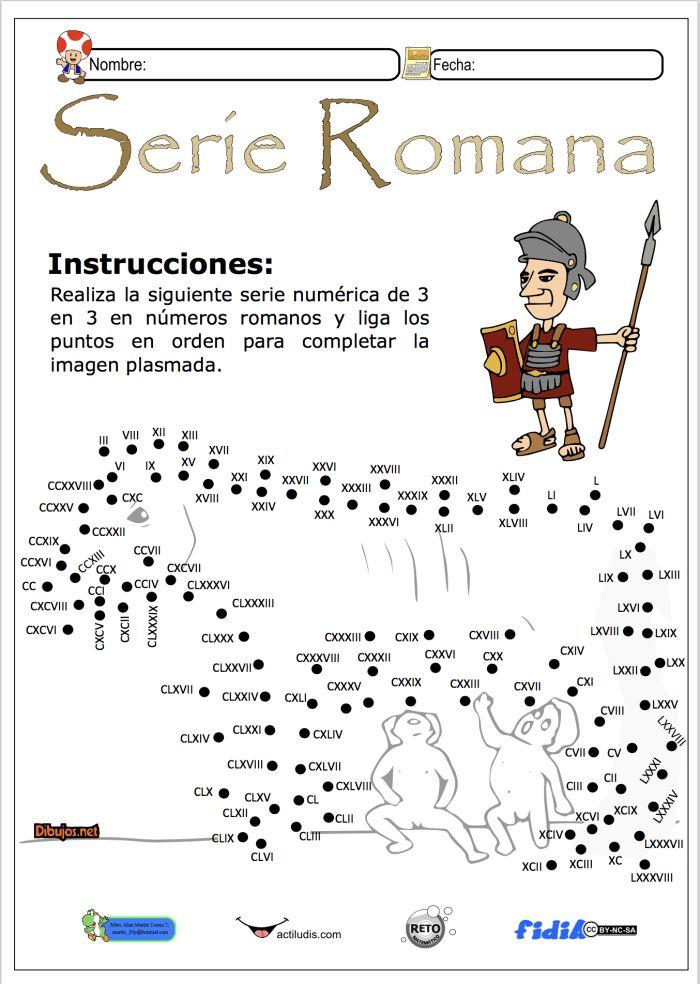 Serie romana - Actiludis