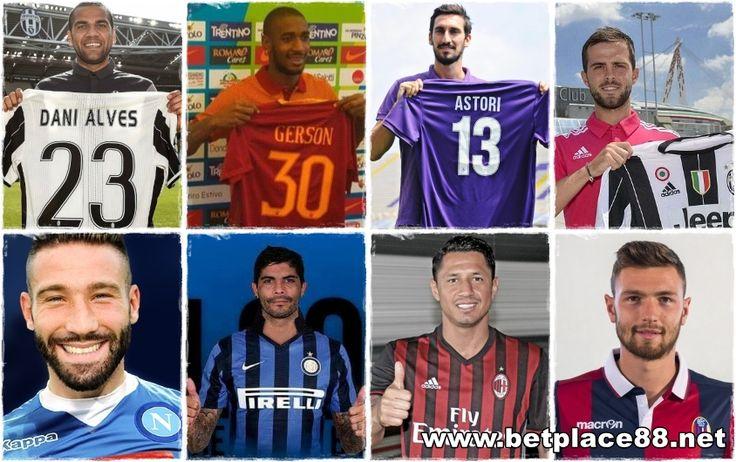 Inilah secara lenglap data bursa transfer pemain Liga Italia Serie A musim 2016/2017. Daftar transfer dari 20 klub Serie A musim ini baik pembelian pemain baru maupun penjualan pemain antar klub Se…