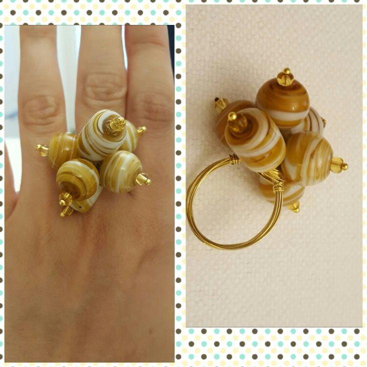 Anello handmade