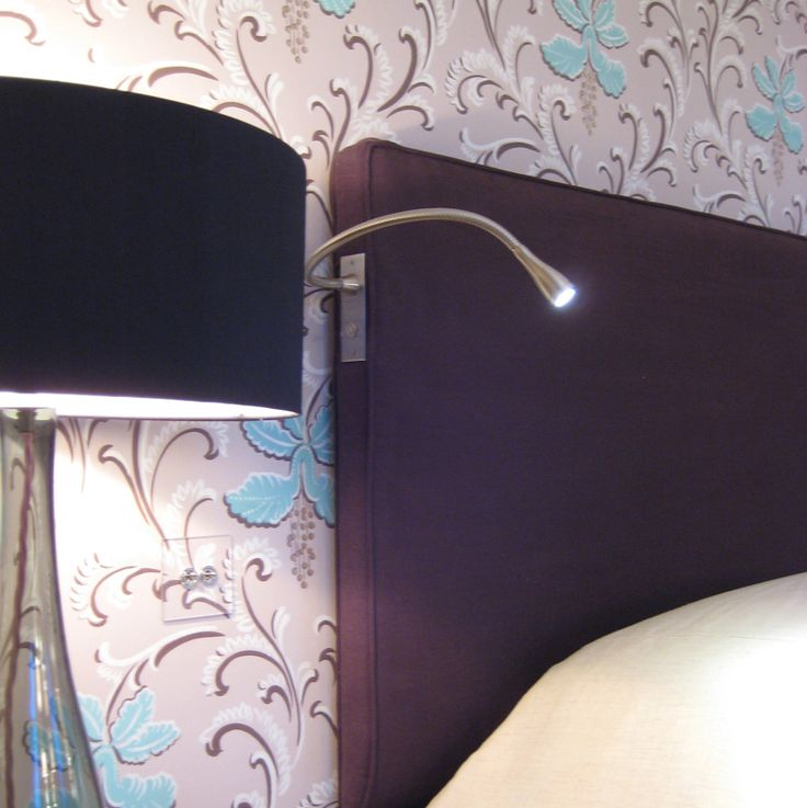 Cama LED bedside reading light | John Cullen Lighting