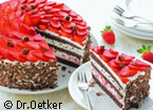 Luxusná torta pre zvláštne príležitosti.