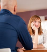 The ability to consider another's perspective during conversation requires cognitive resources such as retaining information for a temporary...