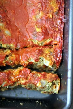 crumble meatloaf that doesn t crumble brown sugar meatloaf meatloaf ...