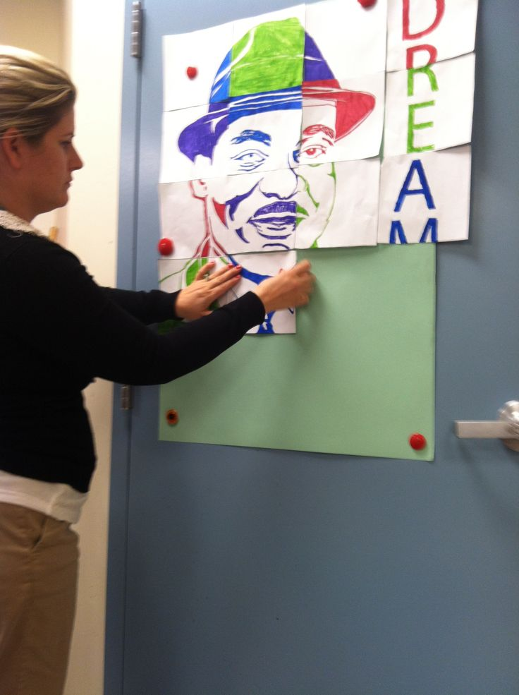 Collaborative Classroom Culture ~ Best images about mlk day classroom activities on
