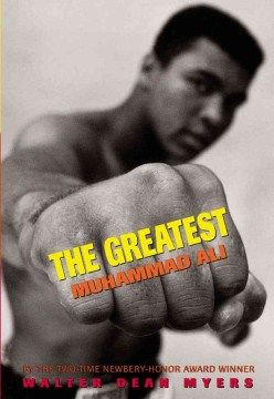 An illustrated biography of boxing great Muhammad Ali that addresses his politics, his fight against Parkinson's disease, and boxing's dangers.
