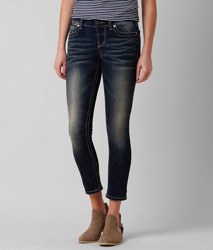 BKE Stella Skinny Stretch Cropped Jean - Women's Crops/Capris | Buckle