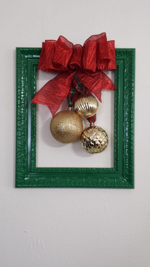 17 Best ideas about Picture Frame Ornaments on Pinterest ...