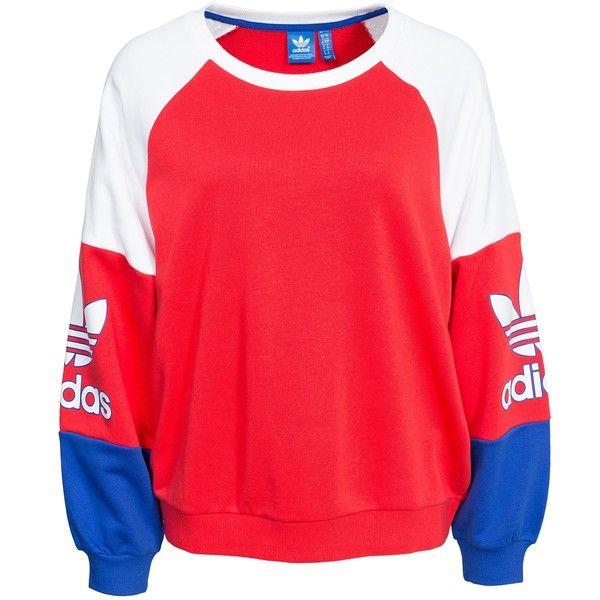 25  cute Red adidas sweatshirt ideas on Pinterest | Red adidas ...