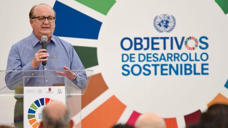 CUMPLIREMOS CON LOS 17 OBJETIVOS DE LA AGENDA 2030 PARA EL DESARROLLO SOSTENIBLE: GRACO RAMÍREZ