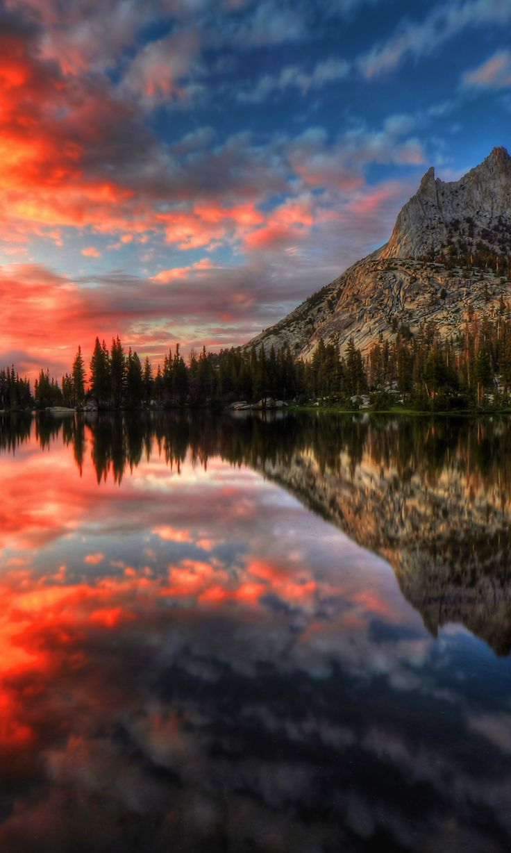 You've never seen #Yosemite like this...thinking about the fire that is destroying this right now :( http://blog.roadtrippers.com/yosemite-in-hd/