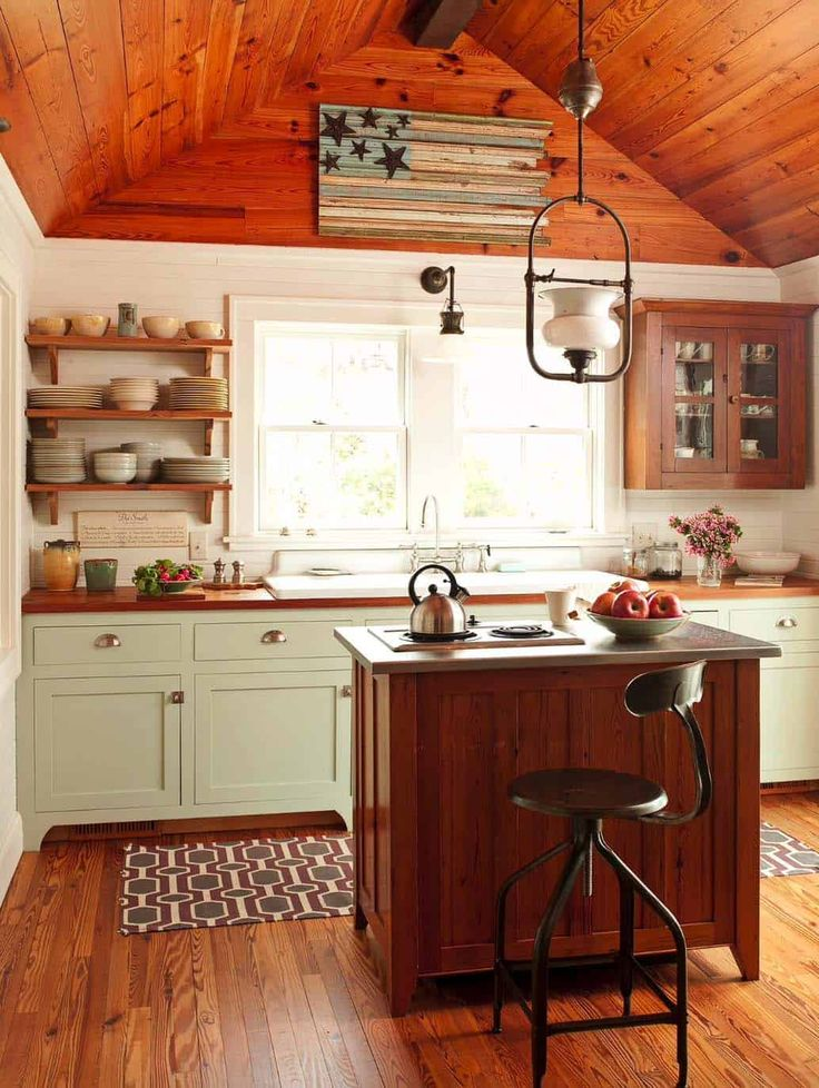 An historic caretaker's cottage in Georgia rescued from ...