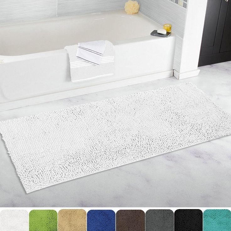 Extra wide bath mat staples mini
