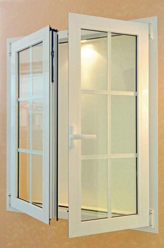 ventanas de aluminio con cuarterones - Buscar con Google