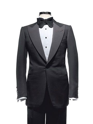 we'll file the Tom Ford tuxes under 'maybe'