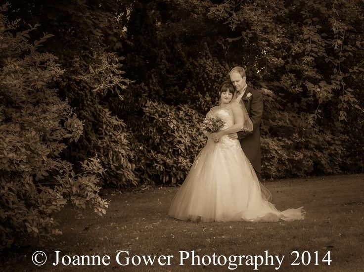 Bride And Groom By Hull Wedding Photographer Joanne Gower
