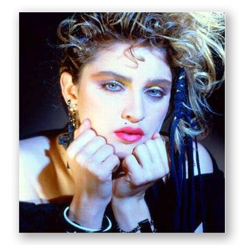 MadonnaMusic, 80S Madonna, Happy Birthday, Remember This, Style Icons, 1980S, Big Hair, Childhood, 80S Parties