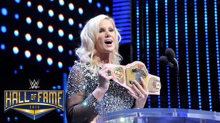 2015 WWE Hall of Famer Alundra Blayze praises The Fabulous Moolah: March 28, 2015