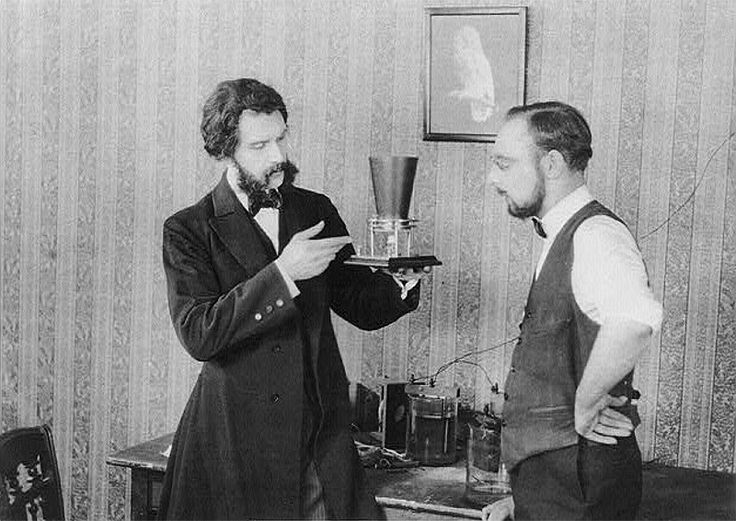 the history of the telephone and alexander graham bell Kids learn about alexander graham bell's biography famous inventor of the  telephone.