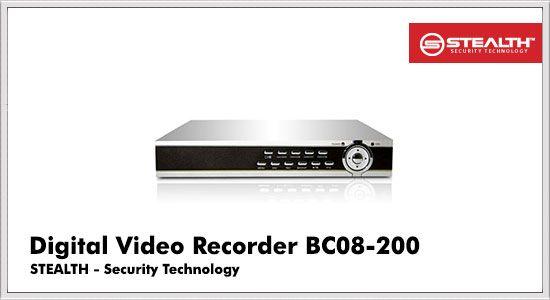 Digital Video Recorder BC08-200