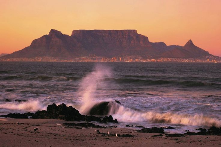 Table Mountain...