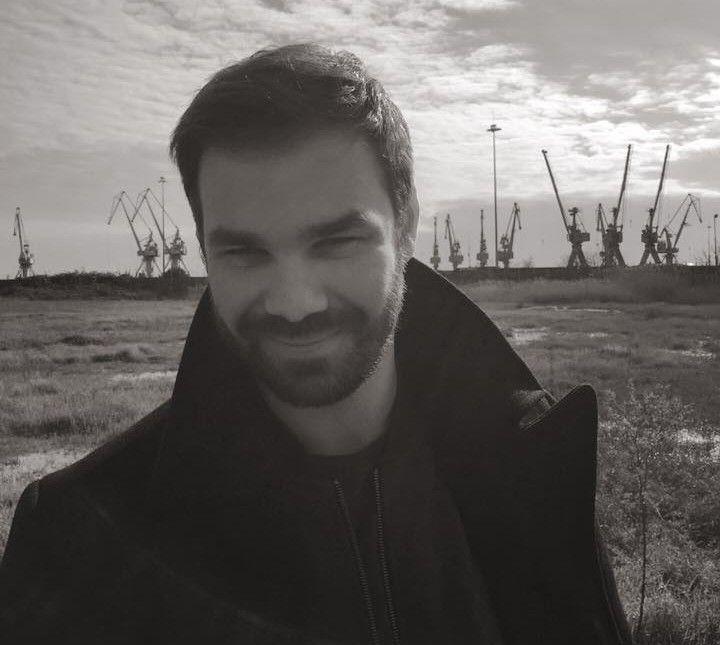 """Γιώργος Σαμπάνης: Δείτε φωτογραφίες από τα γυρίσματα του """"Άργησες Πολύ"""""""