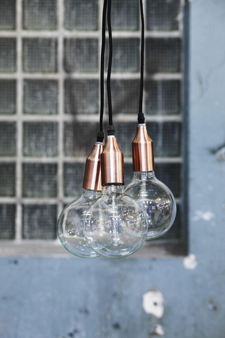 #sostrenegrene #lamp #light #copper #koper #lichtbron #inspiratie #inspiration #sfeervol #home #living