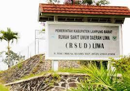 Rumah Sakit Umum Daerah Liwa merupakan rumah sakit umum daerah Kabupaten Lampung Barat yang berstatus BLUD dan telah terakreditasi.