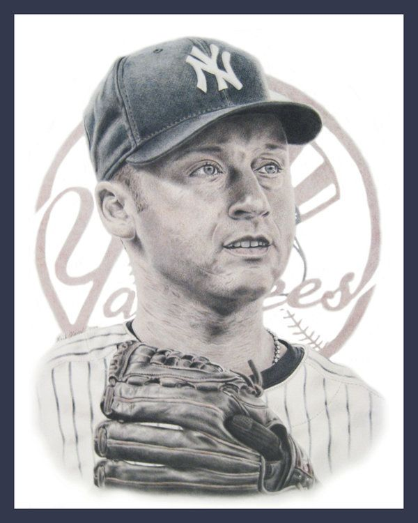 New York Yankees - Derek Jeter