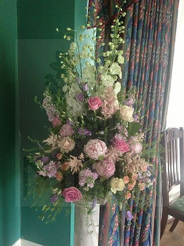 Best images about church flower arranging on pinterest