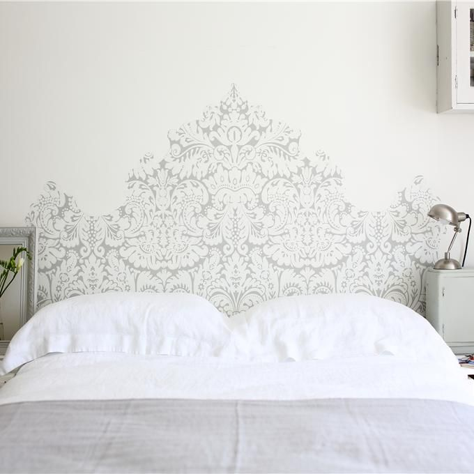 Bedroom with Silvergate and Wimborne White
