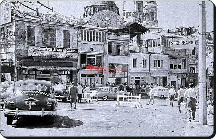 Taksim/1960lar.