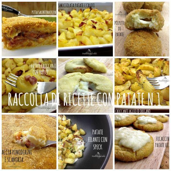 Per leggere la raccolta di ricette con patate non dovete far altro che cliccare…