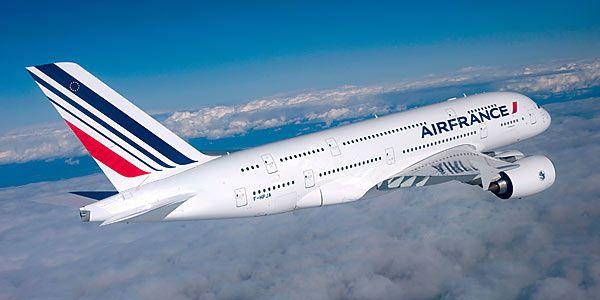 A380 : histoire de l'airbus A380 (1996 - 2009) : de la naissance jusqu'au premier vol - Air France