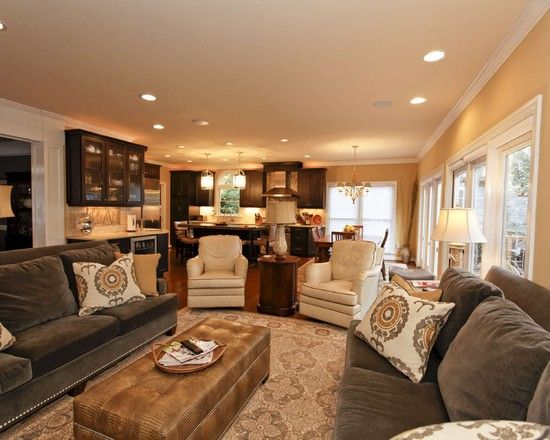 Like this layout Similar to a lot of the homes we have